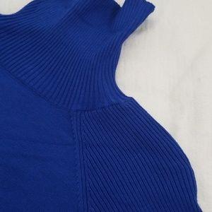 Jaclyn Smith Sweaters - Hi/Lo fine gauge knit sweater